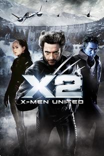 X-Men 2 - Poster / Capa / Cartaz - Oficial 6