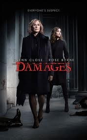Damages (5° temporada) - Poster / Capa / Cartaz - Oficial 2