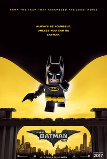 LEGO Batman: O Filme - Poster / Capa / Cartaz - Oficial 4