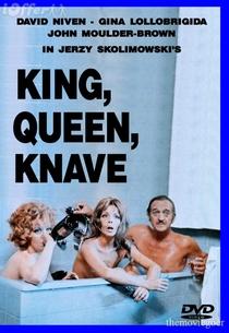 Rei, Rainha e Três Corações - Poster / Capa / Cartaz - Oficial 1