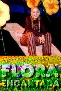 Flora Encantada - Poster / Capa / Cartaz - Oficial 2
