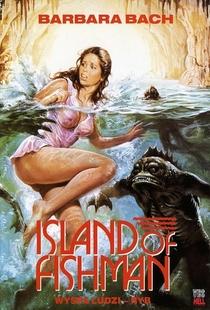 A Ilha dos Homens-Peixe - Poster / Capa / Cartaz - Oficial 9