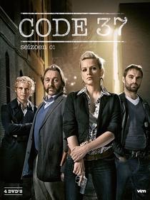 Code 37 - Poster / Capa / Cartaz - Oficial 1