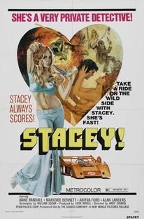 Stacey - Poster / Capa / Cartaz - Oficial 1