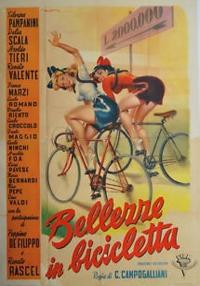 Bellezze in bicicletta  - Poster / Capa / Cartaz - Oficial 1