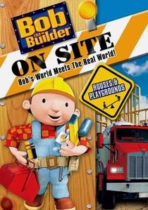 Bob, o Construtor - Casas & Parques - Poster / Capa / Cartaz - Oficial 1