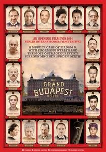 O Grande Hotel Budapeste - Poster / Capa / Cartaz - Oficial 4