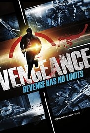 Vengeance - Poster / Capa / Cartaz - Oficial 1