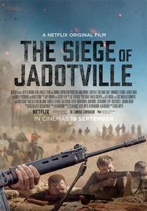 O Cerco de Jadotville - Poster / Capa / Cartaz - Oficial 2