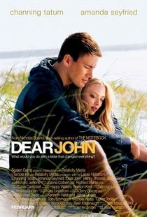 Querido John - Poster / Capa / Cartaz - Oficial 1