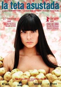 A Teta Assustada - Poster / Capa / Cartaz - Oficial 8