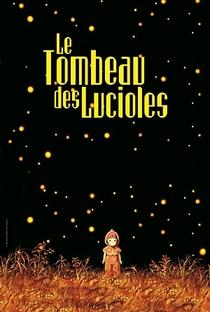 Túmulo dos Vagalumes - Poster / Capa / Cartaz - Oficial 12