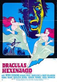 As Filhas de Drácula - Poster / Capa / Cartaz - Oficial 5