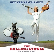 Get Yer Ya Ya's Out - The Rolling Stones - Poster / Capa / Cartaz - Oficial 1