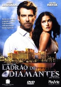 Ladrão de Diamantes - Poster / Capa / Cartaz - Oficial 2
