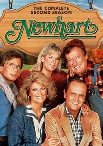 Newhart (2ª Temporada)  - Poster / Capa / Cartaz - Oficial 1