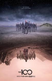 The 100 (5ª Temporada) - Poster / Capa / Cartaz - Oficial 1