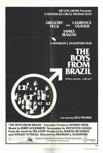 Os Meninos do Brasil - Poster / Capa / Cartaz - Oficial 1
