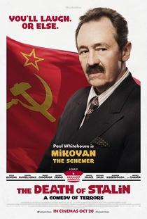 A Morte de Stalin - Poster / Capa / Cartaz - Oficial 10