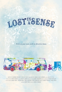 Lost in a Sense - Poster / Capa / Cartaz - Oficial 1