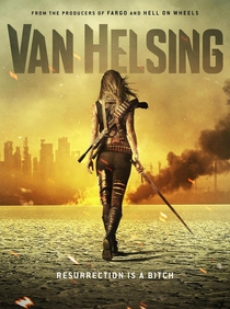 Van Helsing (1ª Temporada) - Poster / Capa / Cartaz - Oficial 2