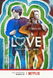Love (2ª Temporada) - Poster / Capa / Cartaz - Oficial 1