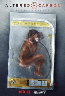 Altered Carbon (1ª Temporada) - Poster / Capa / Cartaz - Oficial 3