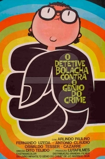 Detetive Bolacha Contra o Gênio do Crime - Poster / Capa / Cartaz - Oficial 1