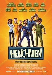 Henchmen - Poster / Capa / Cartaz - Oficial 1