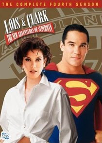 Lois & Clark: As Novas Aventuras do Superman (4ª Temporada) - Poster / Capa / Cartaz - Oficial 1