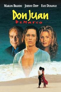 Don Juan DeMarco - Poster / Capa / Cartaz - Oficial 4