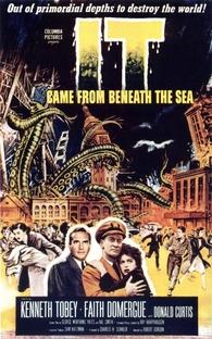 O Monstro do Mar Revolto - Poster / Capa / Cartaz - Oficial 1