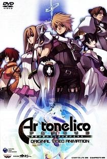 Ar Tonelico - Poster / Capa / Cartaz - Oficial 1