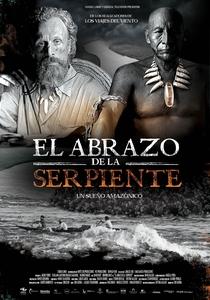 O Abraço da Serpente - Poster / Capa / Cartaz - Oficial 3