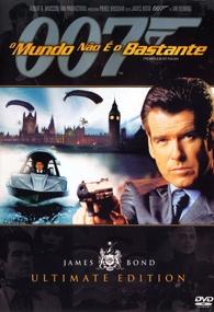 007 - O Mundo Não É O Bastante - Poster / Capa / Cartaz - Oficial 3