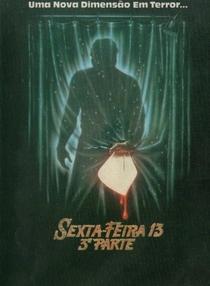 Sexta-Feira 13: Parte 3 - Poster / Capa / Cartaz - Oficial 5