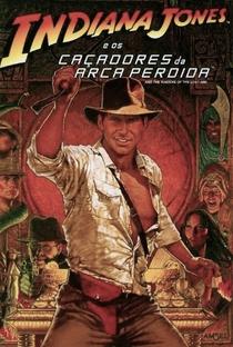 Indiana Jones e os Caçadores da Arca Perdida - Poster / Capa / Cartaz - Oficial 12
