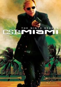 CSI: Miami (9ª Temporada) - Poster / Capa / Cartaz - Oficial 1