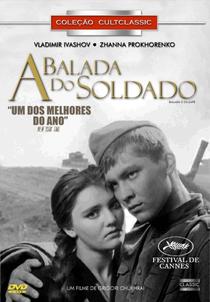 A Balada do Soldado  - Poster / Capa / Cartaz - Oficial 8