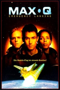 Max Q - Pouso de Emergência - Poster / Capa / Cartaz - Oficial 1