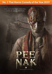 Pee Nak - Poster / Capa / Cartaz - Oficial 2