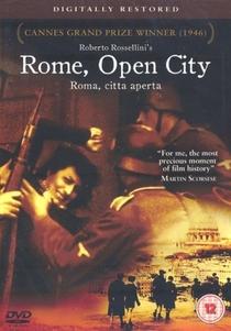 Roma, Cidade Aberta - Poster / Capa / Cartaz - Oficial 14