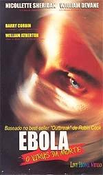 Ebola - O Vírus da Morte - Poster / Capa / Cartaz - Oficial 2