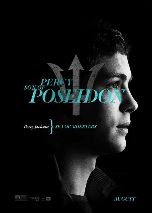 """""""Percy Jackson e o Mar de Monstros"""" ganha novo banner de apresentação"""