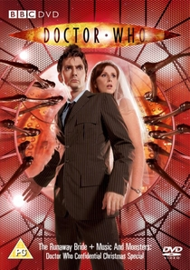 Doctor Who - The Runaway Bride - Poster / Capa / Cartaz - Oficial 1