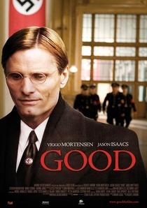 Um Homem Bom - Poster / Capa / Cartaz - Oficial 2