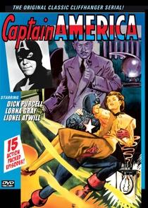 Capitão América - Poster / Capa / Cartaz - Oficial 1
