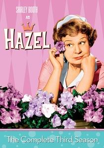 Hazel, A Empregada Maluca (3ª Temporada) - Poster / Capa / Cartaz - Oficial 1
