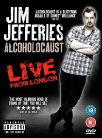 Jim Jefferies Alcoholocaust - Poster / Capa / Cartaz - Oficial 1