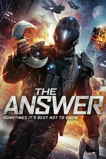 The Answer - Poster / Capa / Cartaz - Oficial 2